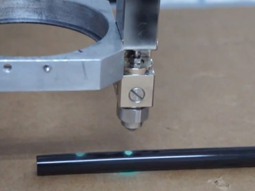 Marcação de Pontos | Diferentes diâmetros - Sistema de Marcação Spray