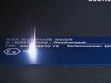 Marcação em Alumínio Anodizado - Sistema de Marcação a Laser
