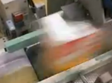 Marcação em Sacos de farinha - Sistema Jato de Tinta Alta Resolução