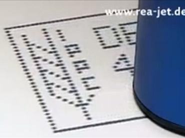 Sistema Jato de Tinta Grandes Caracteres